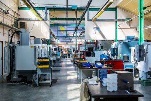 L'atelier de Productique Mécanique